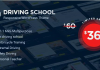 Driving School v1.4.3 - WordPress Theme