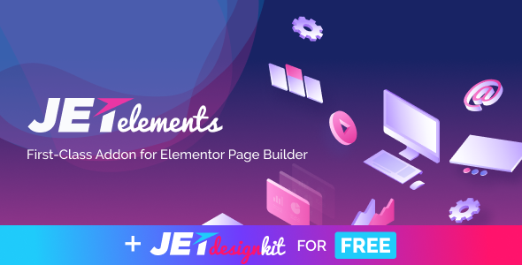 JetElements v2.2.12 - Addon for Elementor Page Builder