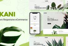 Lukani v1.0.4 - Plant Store Theme for WooCommerce WordPress