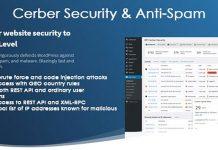 WP Cerber Security PRO v8.5.9