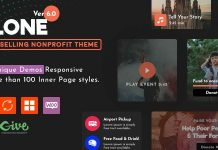 Alone v1.1.5 - Charity Multipurpose Non-profit WordPress Theme Nulled