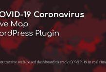 COVID-19 Coronavirus v2.1.4 - Live Map WordPress Plugin Nulled