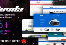 Devita v1.6.7 - Multipurpose Theme for WooCommerce