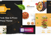 Foodmood - Cafe & Delivery WordPress Theme v1.0.7 Nulled