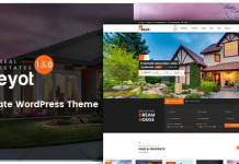 BEYOT v2.0.2 - WordPress Real Estate Theme 2.0.2