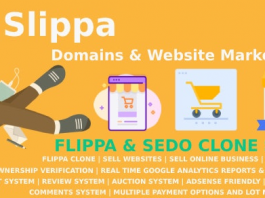 Slippa v1.2 - Domains & Website Marketplace PHP Script