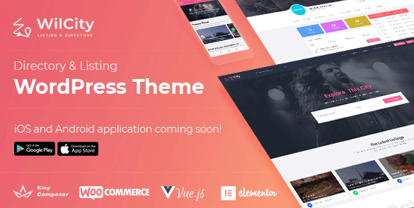 Wilcity V1 2 1 2 Directory Listing Wordpress Theme Nulled
