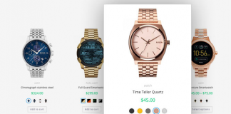 WooCommerce Variation Swatches - Pro v1.0.52 Nulled