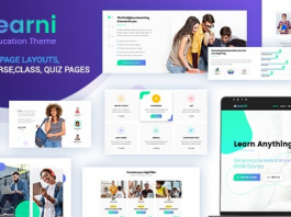 eLearni v1.4 - Online Learning & Education LMS