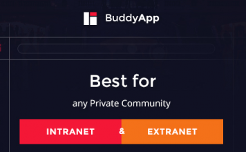 BuddyApp v1.8.4 - Mobile First Community WordPress Theme