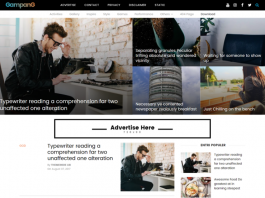 Gampang - Clean and Responsive Blogger Template v2.1