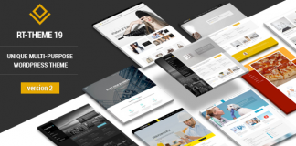 RT-Theme 19 | Multi-Purpose WordPress Theme v2.9.2