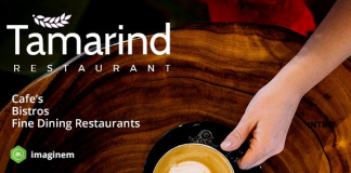 Tamarind v2.0 - Restaurant Theme for WordPress