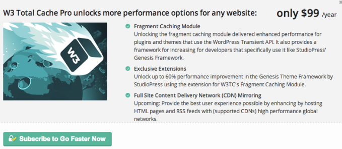 W3 Total Cache Pro v0.14.3 Nulled
