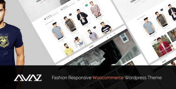 Avaz v2.4 - Fashion Responsive WooCommerce WordPress Theme