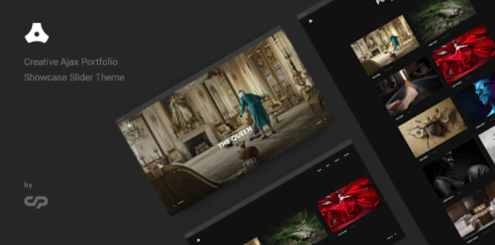 Satelite v1.8 - Creative Ajax Portfolio Showcase Slider Theme