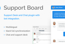 Support Board - Chat And Help Desk v3.0.8