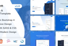 Appgen v1.0.0 - App, Saas & Software Landing Page Template