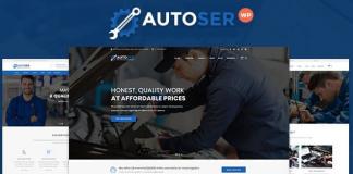 Autoser v1.0.9 - Car Repair and Auto Service WordPress Theme