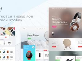 Cize - Electronics Store WooCommerce Theme (RTL Supported) v1.1.8
