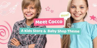 Cocco v1.5.1 - Kids Store and Baby Shop Theme