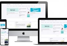 Fletro Premium Responsive Blogger Template v5.2