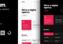 Gentium v1.1.8 - A Creative Digital Agency WordPress Theme