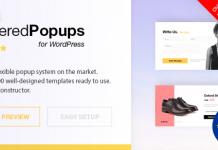 Green Popups v7.09 - Popup Plugin for WordPress (formerly Layered Popup)