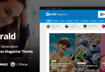 Herald v2.3 - News Portal & Magazine WordPress Theme