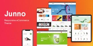 Junno v1.0 - Multipurpose WooCommerce WordPress Theme