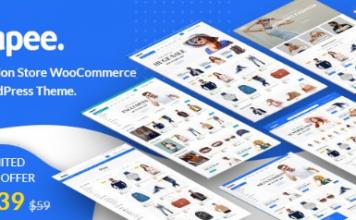 Kapee v1.3.5 - Fashion Store WooCommerce Theme Nulled