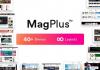 MagPlus v6.2 - Blog & Magazine WordPress theme for Blog, Magazine