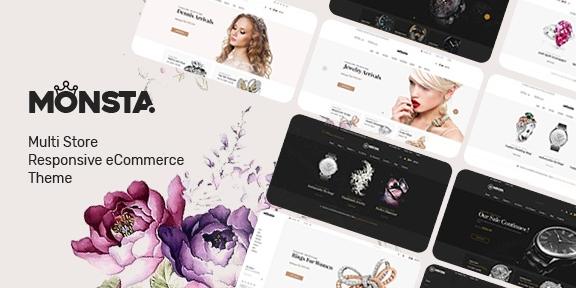 Monsta v1.0.5 - Jewelry Theme for WooCommerce WordPress