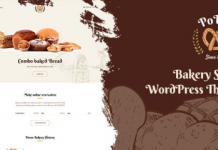 Porus v1.0.3 - Bakery Store WordPress Theme