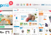 ShopMe v1.5.5 - Multi Vendor Woocommerce WordPress Theme