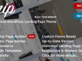 Urip v8.4.4 - Marketing Landing Page