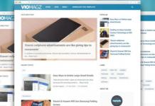 VioMagZ v4.3.0 - Blogger Template Premium