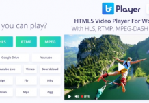 bzplayer Pro v2.1 - Live Streaming Player WordPress Plugin