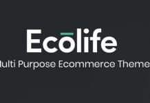 Ecolife v1.0.1 - Organic WooCommerce WordPress Theme