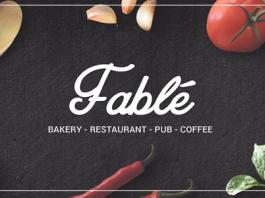 Fable v1.2.7 - Restaurant Bakery Cafe Pub WordPress Theme