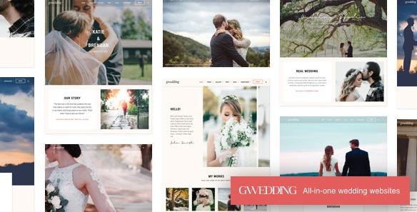 Grand Wedding v2.8.0 - WordPress Theme