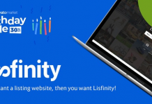Lisfinity v1.1.9 - Classified Ads WordPress Theme