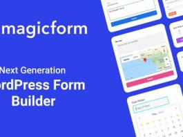 MagicForm v1.4.5 - WordPress Form Builder