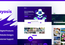 Mayosis v2.8.6 - Digital Marketplace WordPress Theme