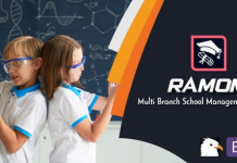 Ramom School v3.0 - Multi Branch School Management System