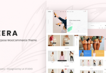 Veera v1.1.2 – Multipurpose WooCommerce Themes