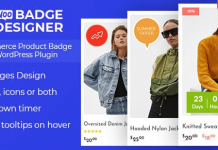 Woo Badge Designer v3.0.0 - WooCommerce Product Badge Designer WordPress Plugin