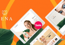 Yena v1.0.8 - Beauty & Cosmetic WooCommerce Theme