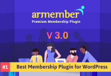 ARMember v4.1.2 - WordPress Membership Plugin Nulled