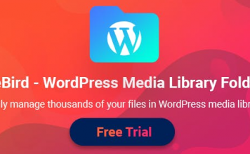 FileBird v4.2 - WordPress Media Library Folders